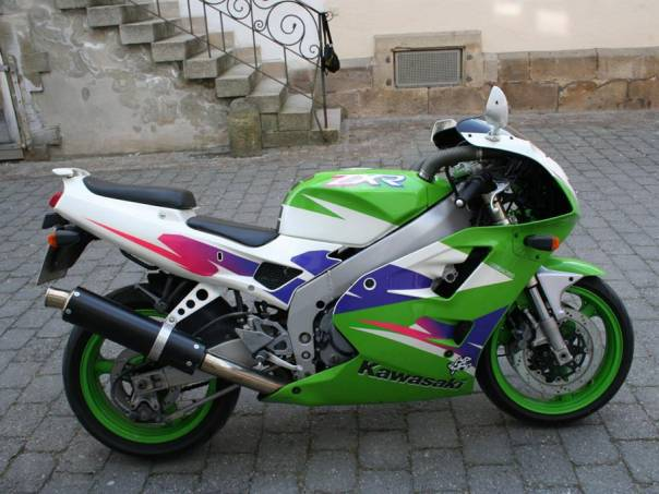 Kawasaki ZXR 400 v TP zapsáno 25kw, foto 1 Auto – moto , Motocykly a čtyřkolky | spěcháto.cz - bazar, inzerce zdarma