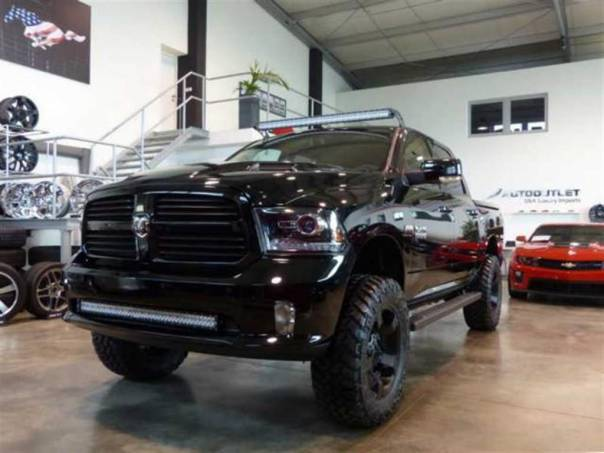 Dodge RAM 1500 Limited Black edice Lift 13cm, foto 1 Auto – moto , Automobily | spěcháto.cz - bazar, inzerce zdarma