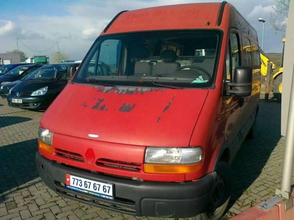 Renault Master 2.2 dCi L3H3, foto 1 Užitkové a nákladní vozy, Do 7,5 t | spěcháto.cz - bazar, inzerce zdarma