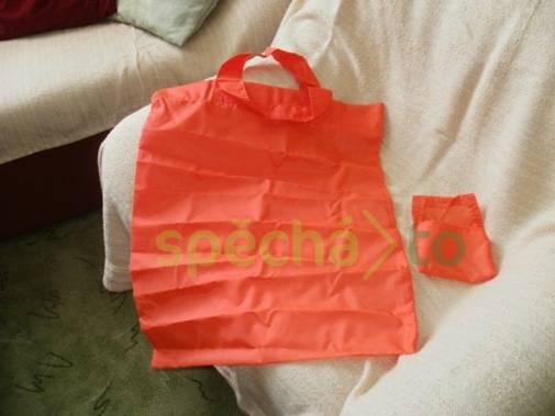 VÝPRODEJ Nákupní skládací taška přímo do kabelky, foto 1 Móda a zdraví, Kabelky, tašky, zavazadla | spěcháto.cz - bazar, inzerce zdarma