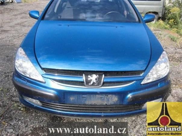 Peugeot 607 2,2, foto 1 Náhradní díly a příslušenství, Ostatní | spěcháto.cz - bazar, inzerce zdarma