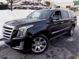 Cadillac Escalade ESV Premium EU NAVI