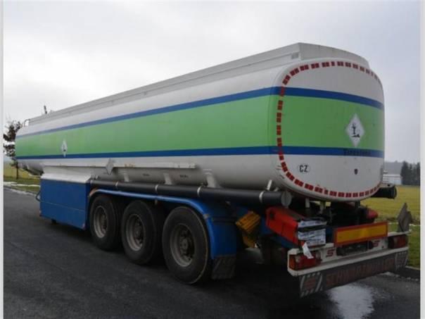 TSL 3/E,ADR cisterna, foto 1 Užitkové a nákladní vozy, Přívěsy a návěsy | spěcháto.cz - bazar, inzerce zdarma