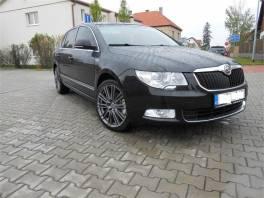 Škoda Superb 1.8 TSI , Max výbava