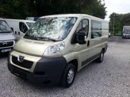 Peugeot Boxer 2.2HDI 6.MÍST , Užitkové a nákladní vozy, Autobusy  | spěcháto.cz - bazar, inzerce zdarma