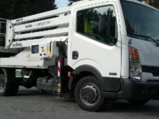Nissan Cabstar MP 23m el.kombi, foto 1 Užitkové a nákladní vozy, Do 7,5 t | spěcháto.cz - bazar, inzerce zdarma