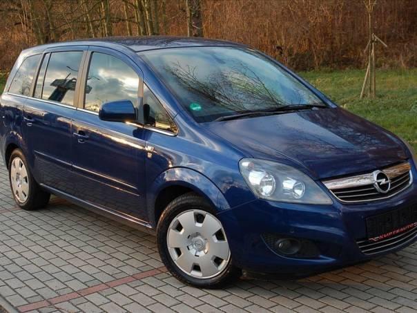 Opel Zafira 1.9 CDTi - 7místl, foto 1 Auto – moto , Automobily | spěcháto.cz - bazar, inzerce zdarma
