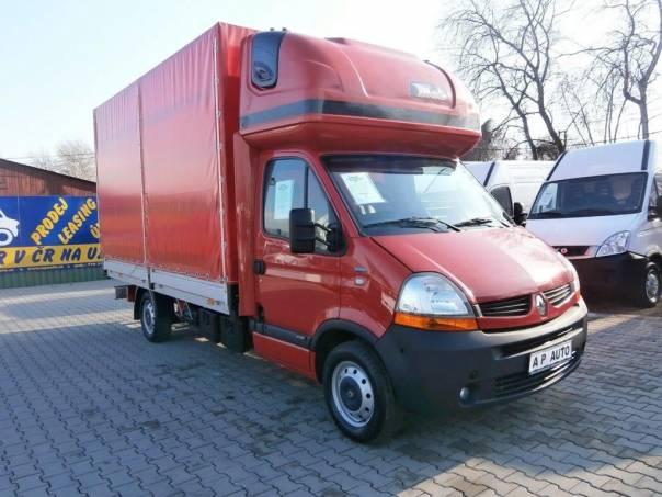 Renault Master VALNÍK PLACHTA SPANÍ KLIMA  MĚCHY W, foto 1 Užitkové a nákladní vozy, Do 7,5 t   spěcháto.cz - bazar, inzerce zdarma
