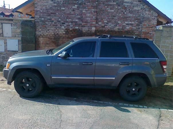 Jeep Grand Cherokee LIMITED, TOP STAV., foto 1 Auto – moto , Automobily | spěcháto.cz - bazar, inzerce zdarma