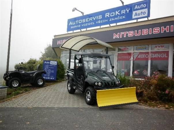 tractor 500 UTV, foto 1 Auto – moto , Motocykly a čtyřkolky | spěcháto.cz - bazar, inzerce zdarma
