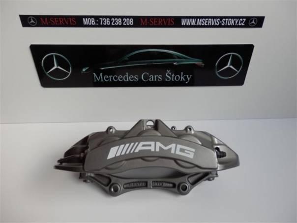Mercedes-Benz Třída ML Brzdové třmeny AMG na ML W166, foto 1 Náhradní díly a příslušenství, Osobní vozy | spěcháto.cz - bazar, inzerce zdarma