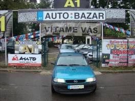 Opel Astra 1,6 i !PĚKNÝ STAV!Al kola!