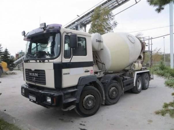 32.364 - domíchávač betonu, foto 1 Užitkové a nákladní vozy, Nad 7,5 t | spěcháto.cz - bazar, inzerce zdarma