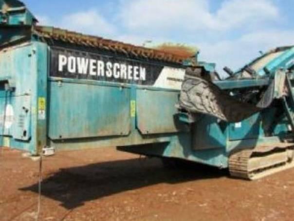 Powerscreen  , foto 1 Pracovní a zemědělské stroje, Pracovní stroje | spěcháto.cz - bazar, inzerce zdarma