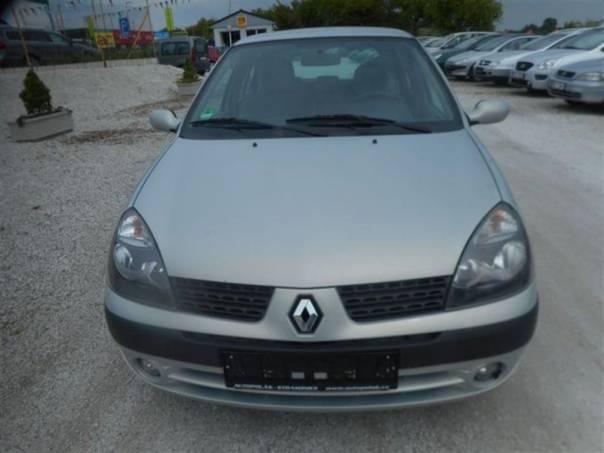 Renault Clio 1.4  16V  72 kW, foto 1 Auto – moto , Automobily   spěcháto.cz - bazar, inzerce zdarma
