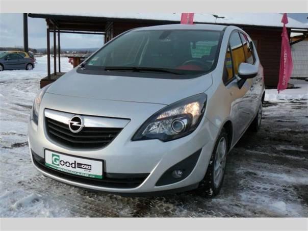 Opel Meriva 1,9 CDTI Edition 1.maj, serviska, foto 1 Auto – moto , Automobily | spěcháto.cz - bazar, inzerce zdarma