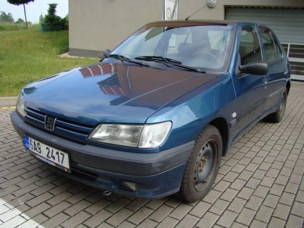 Peugeot 306 1.6i 65kW, foto 1 Auto – moto , Automobily | spěcháto.cz - bazar, inzerce zdarma