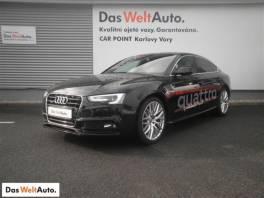 Audi A5 2.0 TDI quattro S tronic