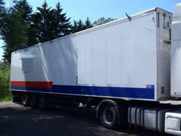 Schmitz  Cargobull SW 24 posuv. podlaha, foto 1 Užitkové a nákladní vozy, Přívěsy a návěsy | spěcháto.cz - bazar, inzerce zdarma