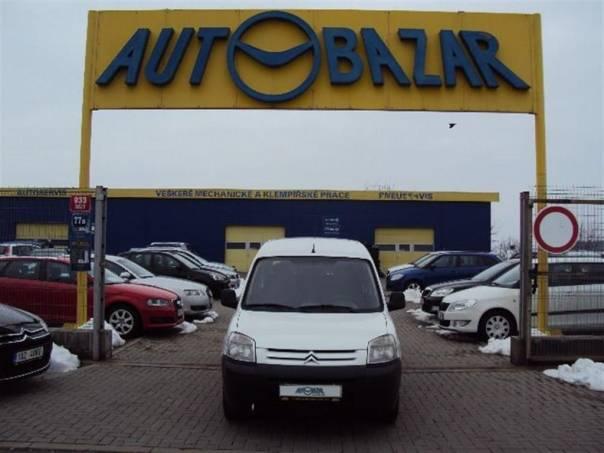 Citroën Berlingo 1,6HDI 16V 55kw,1.MAJ.,SERVISKA,CZ, foto 1 Užitkové a nákladní vozy, Do 7,5 t | spěcháto.cz - bazar, inzerce zdarma