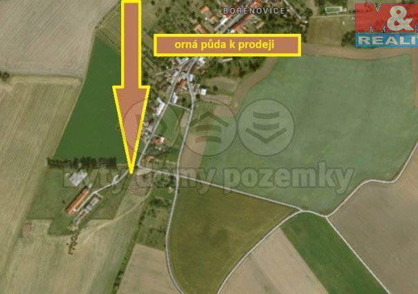 Prodej pozemku, Bořenovice, foto 1 Reality, Pozemky | spěcháto.cz - bazar, inzerce