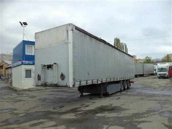 FOXX SN 24, foto 1 Užitkové a nákladní vozy, Přívěsy a návěsy | spěcháto.cz - bazar, inzerce zdarma
