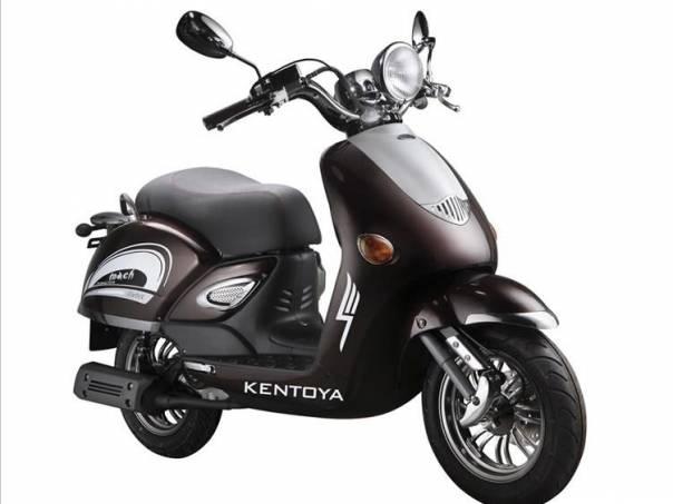 Kentoya  LION 125 4T, foto 1 Auto – moto , Motocykly a čtyřkolky | spěcháto.cz - bazar, inzerce zdarma