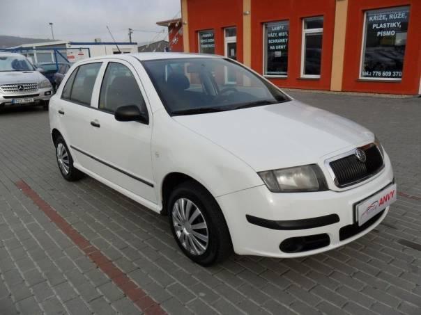 Škoda Fabia 1,2i 47 kW, SERVISKA, PRVNÍ MAJITEL, foto 1 Auto – moto , Automobily | spěcháto.cz - bazar, inzerce zdarma