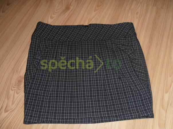 Károvaná sukně, foto 1 Dámské oděvy, Sukně, šaty | spěcháto.cz - bazar, inzerce zdarma