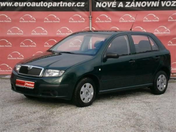 Škoda Fabia 1.2HTP 40kW Serviska, foto 1 Auto – moto , Automobily | spěcháto.cz - bazar, inzerce zdarma
