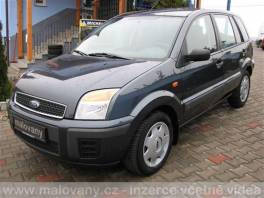 Ford Fusion 1.6 TDCi 90PS najeto 95479km , Auto – moto , Automobily  | spěcháto.cz - bazar, inzerce zdarma