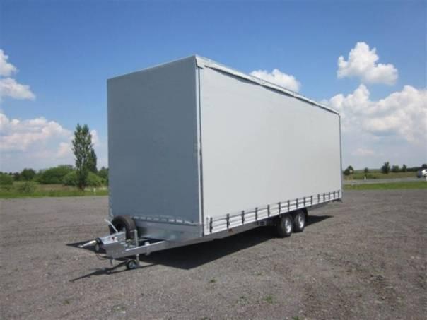 DN B2 3,5t 8,60/2,47/3,15, foto 1 Užitkové a nákladní vozy, Přívěsy a návěsy | spěcháto.cz - bazar, inzerce zdarma