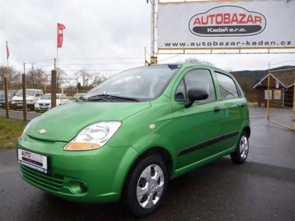 Chevrolet Spark 0.8 KLIMA+SERVO, foto 1 Auto – moto , Automobily | spěcháto.cz - bazar, inzerce zdarma