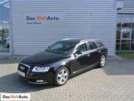 Audi A6 3.0 TDI DPF tiptronic