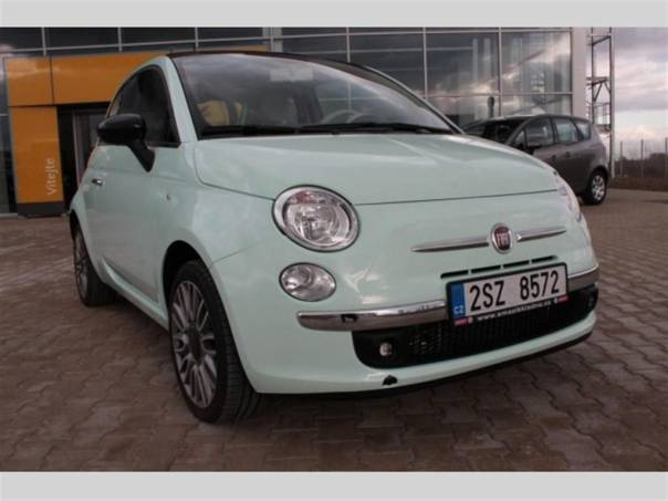 Fiat 500 1,2 CULT TOP VÝBAVA, foto 1 Auto – moto , Automobily | spěcháto.cz - bazar, inzerce zdarma