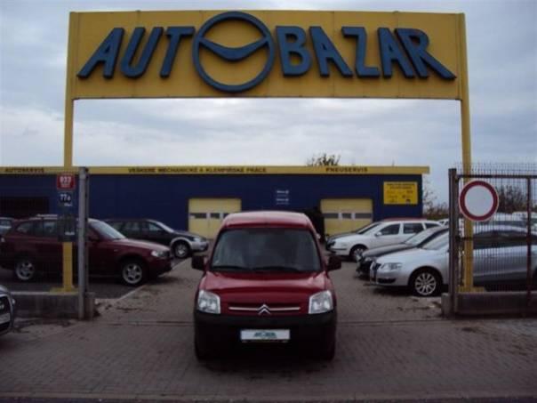 Citroën Berlingo 1,6 HDI 16V,1.MAJ.,SERVISKA ,CZ PŮV, foto 1 Užitkové a nákladní vozy, Do 7,5 t | spěcháto.cz - bazar, inzerce zdarma
