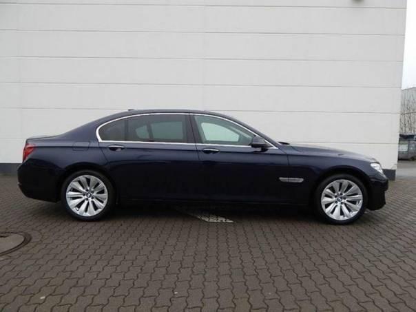 BMW Řada 7 750d Long xDrive Navi LED HUD TV, foto 1 Auto – moto , Automobily | spěcháto.cz - bazar, inzerce zdarma
