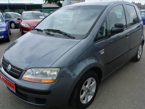 Fiat Idea 1.2 i SERVO*ABS*ALU*8-AIRBAG*SERVISNÍ KNIHA, foto 1 Auto – moto , Automobily | spěcháto.cz - bazar, inzerce zdarma