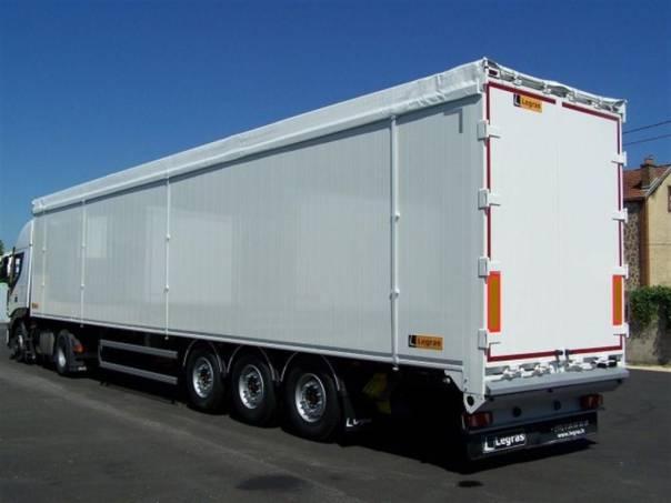 p.podlaha Walkingfloor typ 7, foto 1 Užitkové a nákladní vozy, Přívěsy a návěsy | spěcháto.cz - bazar, inzerce zdarma