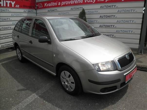 Škoda Fabia 1.4 TDI, KLIMA, ČR, SERVISKA, foto 1 Auto – moto , Automobily | spěcháto.cz - bazar, inzerce zdarma