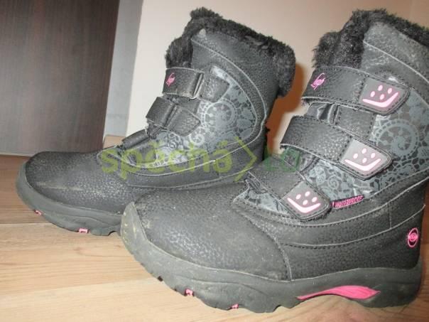 Dívčí zimní boty zn. Loap c96eac986e
