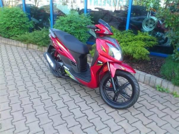 Symphony SR 125, foto 1 Auto – moto , Motocykly a čtyřkolky | spěcháto.cz - bazar, inzerce zdarma