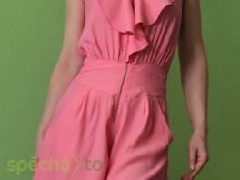 Letní overal Miss Selfridge vel. 32 , Dámské oděvy, Sukně, šaty  | spěcháto.cz - bazar, inzerce zdarma