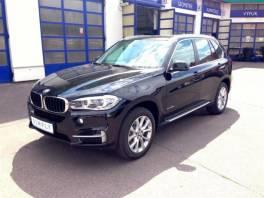 BMW X5 xDrive 160kW, Automat, Navi  Black
