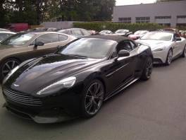 Aston Martin Vanquish 6.0 Volante