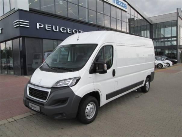 Peugeot Boxer 2.2HDi 150k L3H2 3500 Active, foto 1 Užitkové a nákladní vozy, Do 7,5 t | spěcháto.cz - bazar, inzerce zdarma
