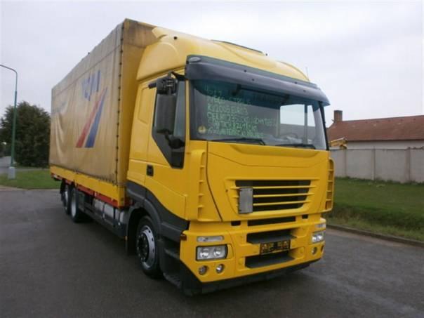 Stralis Active Space (ID 9574), foto 1 Užitkové a nákladní vozy, Nad 7,5 t | spěcháto.cz - bazar, inzerce zdarma
