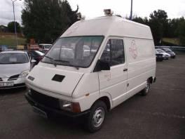 Renault Trafic T320  zmrzlina  - gastro  - , Užitkové a nákladní vozy, Do 7,5 t  | spěcháto.cz - bazar, inzerce zdarma