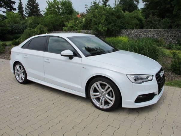 Audi A3 1.6 TDI lim.S-Line, foto 1 Auto – moto , Automobily   spěcháto.cz - bazar, inzerce zdarma