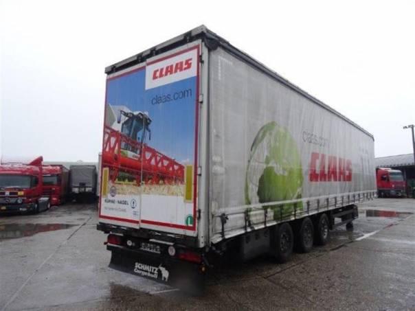Lowdeck, trojstranka, kotúče, prízdvih strechy &gt, foto 1 Užitkové a nákladní vozy, Přívěsy a návěsy | spěcháto.cz - bazar, inzerce zdarma